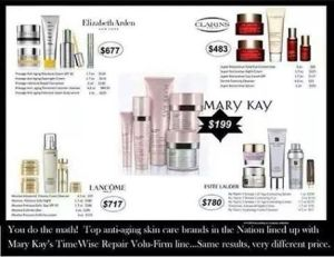 mary kay and more